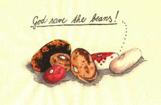 God Save the Beans - Ladislav Bakay