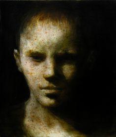 Artodyssey: Maya Kulenovic - Canadian painter born in Sarajevo - 1975