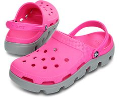 Crocs™ Duet Sport Clog | Comfortable Clogs | Crocs Official Site