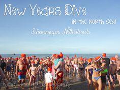 New Years Dive in the North Sea - Scheveningen, Netherlands - World Traveling Military Family North Sea, Diving, Netherlands, Germany, Traveling, Military, World, News, Dutch Netherlands