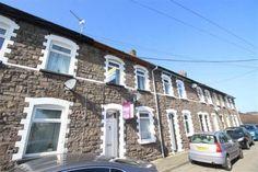 FOR SALE : 2 bedroom terraced house in Park Street, Pontypool, Torfaen, NP4