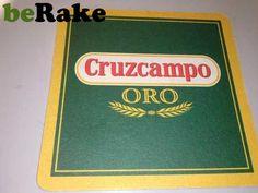 "http://lyado.berake.com - Vendo Posavasos cruzcampo ""oro""..."