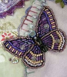 pinterest tutorial beaded butterfly - Searchya - Search Results Yahoo Search Results