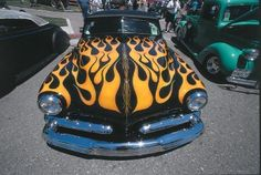 Custom Car Image Gallery