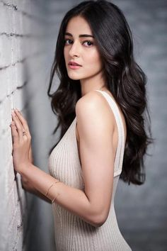 Even before her big Bollywood debut, Ananya Panday has been generating a buzz with her first ever magazine cover. WhatsApp us for Purchase & Inquiry : Buy Best Designer Collection from padukon Indian Bollywood Actress, Bollywood Photos, Bollywood Girls, Beautiful Bollywood Actress, Bollywood Stars, Bollywood Fashion, Beautiful Actresses, Indian Actresses, Teen Actresses