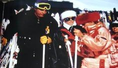 Donald Trump, Marla Maples, and Ivana Trump 1990 Donald Trump invited both his 40-year-old wife, Ivana, and his then mistress, 26-year-old Marie Maples, to join him in Aspen Ivana (right)
