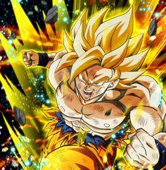 Dragon Ball Z, Goku Wallpaper, Dragonball Wallpaper, Iphone Wallpaper, Goku Pics, Goku Drawing, Naruto Uzumaki Art, Illustrations, Anime Chibi