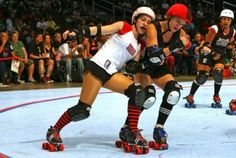 Roller derby: form, tips, boutfits and derby crushes