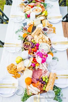 How To Build A Great Charcuterie Board For Any Party   mynameissnickerdoodle.com