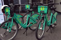 Second Largest Bikeshare in U.S. will be Bay Area's by 2017