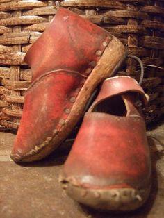 Lancashire Clogs Preston Lancashire, Cotton Mill, Manchester England, My Ancestors, Burnley, Working Woman, Red Shoes, North West, Genealogy