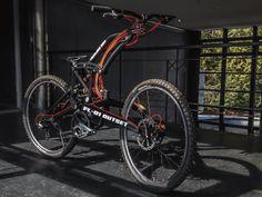 """Forkless 29er MTB Bike FL-01 """"Outset"""""""