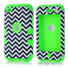 SHHR-ZW35N Luxury 3 in 1 Chevron Pattern Design Hybrid case for iPod Touch 4th Generation-Green Silicone SHHR,http://www.amazon.com/dp/B00IP8KAB8/ref=cm_sw_r_pi_dp_Zi4ftb1269ED5EQ1
