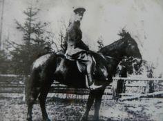 Михаил Романов в Брасово на коне собственного конного завода. Фото: предоставлено Светланой Рожковой