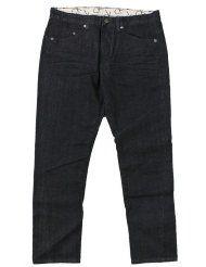 Calvin Klein Men's CK One Slouchy Slim Dark Wash Jeans