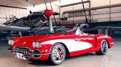 Mads Kristiansen: Chevrolet Corvette #Lockerz
