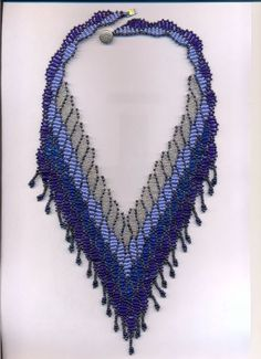 "Схема к ""Голубой лагуне"" | biser.info - всё о бисере и бисерном творчестве"