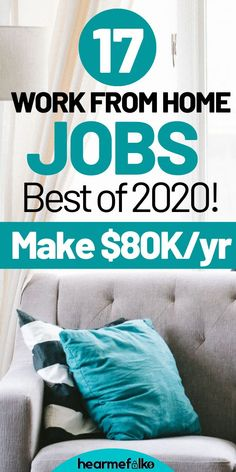 Legitimate Work from home jobs Are you looking for high-paying side gigs to add to your income Here s a quick list of stay at home jobs that require no startup fees Be prepared to make money from home this year Amazon Work From Home, Legit Work From Home, Legitimate Work From Home, Work From Home Tips, Stay At Home Mom, Work At Home Jobs, Earn Money From Home, Earn Money Online, Online Jobs