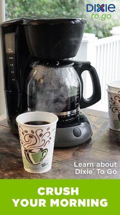 62 Super Ideas Camping Coffee Mugs Mornings Breakfast On The Go, Best Breakfast, Breakfast Ideas, Coffee Time, Morning Coffee, Coffee Drinks, Coffee Cups, Single Serve Coffee, Camping Coffee