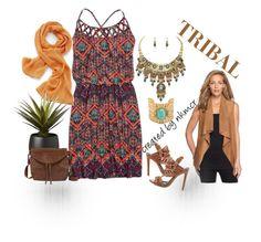 """Wednesday tribal"" by nkmcr  #nakimicr #nkm #lifestyle #blog #fashion #moda #blogger #tendencia"