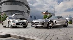 Mercedes-Benz 300SL Gullwing Special Edition - limited to only 29 pieces, 1955.