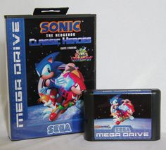 Sonic the Hedgehog Classic Heroes  Mega Drive by CoolSpotGaming
