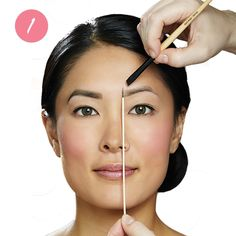 Thick perfectly shaped eyebrows are the perfect way to enhance your facial features. With the perfect eyebrows it will highlight your eyes making them stand out and with those gorgeous brows it wil… Eyebrow Shaper, Brow Shaping, Eyebrow Trimmer, Eyebrow Makeup Tips, Hair Makeup, Eyebrow Products, Makeup Products, Makeup Eyes, Makeup Kit