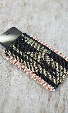 Tunis Iphone Cover by Plumo