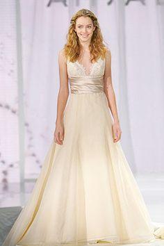 Amsale Bali Wedding Dress