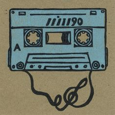 Image result for aesthetic cassette tapes