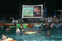 """Host a """"Dive In"""" movie"""