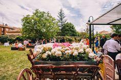 flowers deco for weddings. bodas. Dos en la Pasarela: bodas
