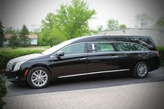 Miller and Sons Funeral Car Sales :: Eagle Cadillac XTS Echelon