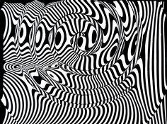 Franco Grignani, Induction, 1962 [from Martini Studio d'Arte] E Design, Graphic Design, Logo Sketches, Photo Logo, Animal Print Rug, Sculptures, Gallery, Painting, Martini
