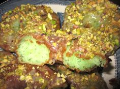Pistachio Creme Brûlée Recipe as featured at Tony's Town Square ...