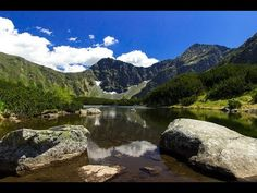 We enjoying trip in west High Tatras- Rohace. We planing pass lakes but route was closed ,lot of snow and risk of avalanches.So we hike up to falls only and . High Tatras, Filipina, Summer Time, Places To Visit, Hiking, River, Fall, Outdoor, Tattoo