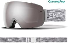 Smith I/O MAG snow goggles are made for optimized performance and a contoured face fit. Locking mechanisms give lens security, while AirEvac™ vents allow fog-free integration with Smith helmets. Available at REI, Satisfaction Guaranteed. Snowboard Goggles, Ski Goggles, Ski And Snowboard, Snowboarding, Skiing, Oakley Flight Deck, Stress Relief Gifts, Red Mirror, Mens Skis