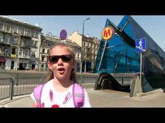 Maja Zdobywa… Warszawę (2016) - YouTube Youtube, Youtubers, Youtube Movies