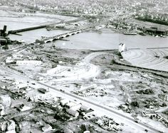 Neponset area before Expressway, Dorchester MA