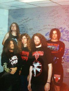 Cannibal Corpse 1. | 448 фотографий