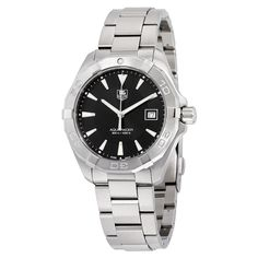 Watch Direct - TAG HEUER AQUARACER BLACK DIAL STAINLESS STEEL MEN'S WATCH, $1,990.00 (https://watchdirect.com.au/tag-heuer-aquaracer-black-dial-stainless-steel-mens-watch.html)