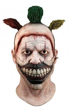 mscara twisty the clown american horror story con boca de ltex