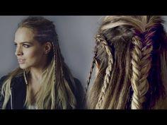 How to: Octavia Blake's Hair from The 100 - KayleyMelissa - YouTube