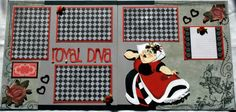 "Queen of Hearts ""Royal Diva"""