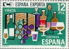 Only Colnect automatically matches collectibles you want with collectables other collectors swap. Colnect collectors club revolutionizes your collecting experience! Country Of Origin, Postage Stamps, Triangle, Southern Europe, Origins, Countries, Wine, Door Bells, Sevilla Spain
