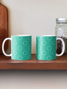 """Mint Leaf #1"" Mug by Kettukas 