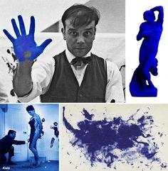"""Si fa presto a dire blu…  DidatticarteBlog: [...] Del blu Renoir diceva: """"Una mattina, siccome uno di noi era senza nero, si servì del blu: era nato l'Impressionismo""""."""