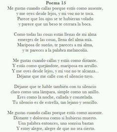 Unos de mis poemas favoritos-Pablo neruda