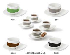 Purple Abbott 27-100//ESP PUR Collection Espresso Cup