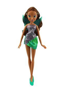 Winx Fariy Friend Layla Doll - Witty Toys